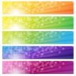 Banners Set — Stock Vector #10263297
