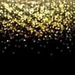 Royalty-Free Stock Vector Image: Defocused Gold Abstract Background