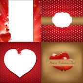 La valeur de conception de saint valentin — Vecteur