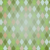 Vintage Harlequin Background — Stock Vector