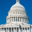Capitol Building in Washington — Stock Photo