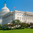 United States Capitol Building — Stock Photo #8207029