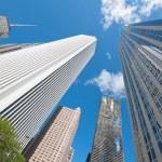 Skyscrapers in Chicago — Stock Photo