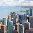 ������, ������: View of Chicago from Hancock Center