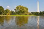 Monumento a washington — Foto de Stock
