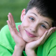Portrait of a carefree boy — Stock Photo #8658924