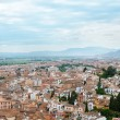 Royalty-Free Stock Photo: View of the city of Granada, Spain