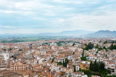 View of the city of Granada, Spain — Stock Photo