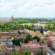 Great vew of the city of Seville - Photo