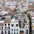 Roofs of Seville - Stock fotografie
