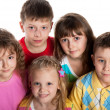 Group of children — Stock Photo #9818479