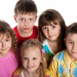 Royalty-Free Stock Photo: Group of children