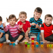 Stock Photo: Kindergarten