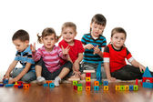 Kindergarten — Stock Photo