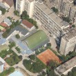Bucharest, aerial view — Stock Photo #8130962