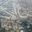 Bucharest, aerial view — Stock Photo #8131461