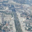 Bucharest, aerial view — 图库照片