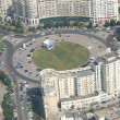 Bucharest, aerial view — Stock Photo #8131466