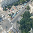 Bucharest, aerial view — Stock Photo #8131467