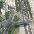 Bucharest, aerial view — Stock Photo #8131469