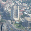 Bucharest, aerial view — Stock Photo #8131472