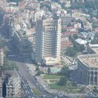 Stock Photo: Bucharest, aerial view