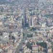 Bucharest, aerial view — Stock Photo #8131478
