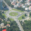 Bucharest, aerial view — Stock Photo #8131481