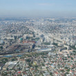 Bucharest, aerial view — Stock Photo #8131496
