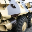 Stock Photo: Military vehicle