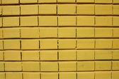 黄色の壁 — ストック写真