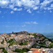 Panorama of the city of Enna — Stock Photo #10533146