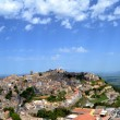Panorama of the city of Enna — Stock Photo #10533164