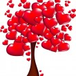 Tree of Hearts — Stock Photo #8096421