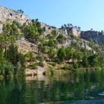 Meraviglioso paesaggio Croato — Stock Photo #8371098