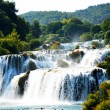 Wonderful Waterfalls of Krka Sibenik — Stock Photo #8385749