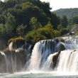 Wonderful Waterfalls of Krka Sibenik - Zdjęcie stockowe