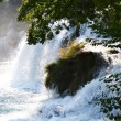 Wonderful Waterfalls of Krka Sibenik - Stock Photo