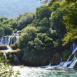 Wonderful Waterfalls of Krka Sibenik — Stock Photo #8386057