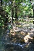 Wonderful Waterfalls of Krka Sibenik — Stock Photo