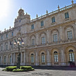 Beautiful Baroque Palace — Stockfoto