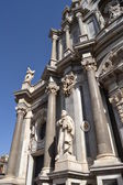 Cathedral of Catania — Stock Photo