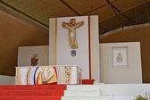Sanctuary of San Giovanni Rotondo — Stock Photo