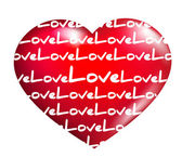 Sentimento d'amore — Vettoriale Stock