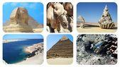 фото устанавливает на египет — Стоковое фото