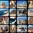 Photo sets on Egypt  — Stock Photo