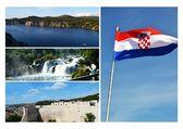 クロアチアの素晴らしい景観 — ストック写真