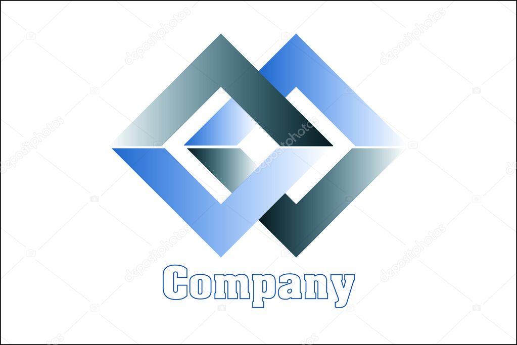 Company sample logo — Stock Vector © karlos1991 #8258631