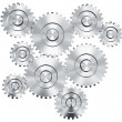 Cog wheels — Stock Photo #8281907