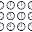 Clocks — Stock Photo #8283378